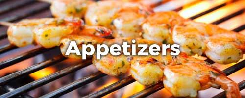 Menu Appetizers